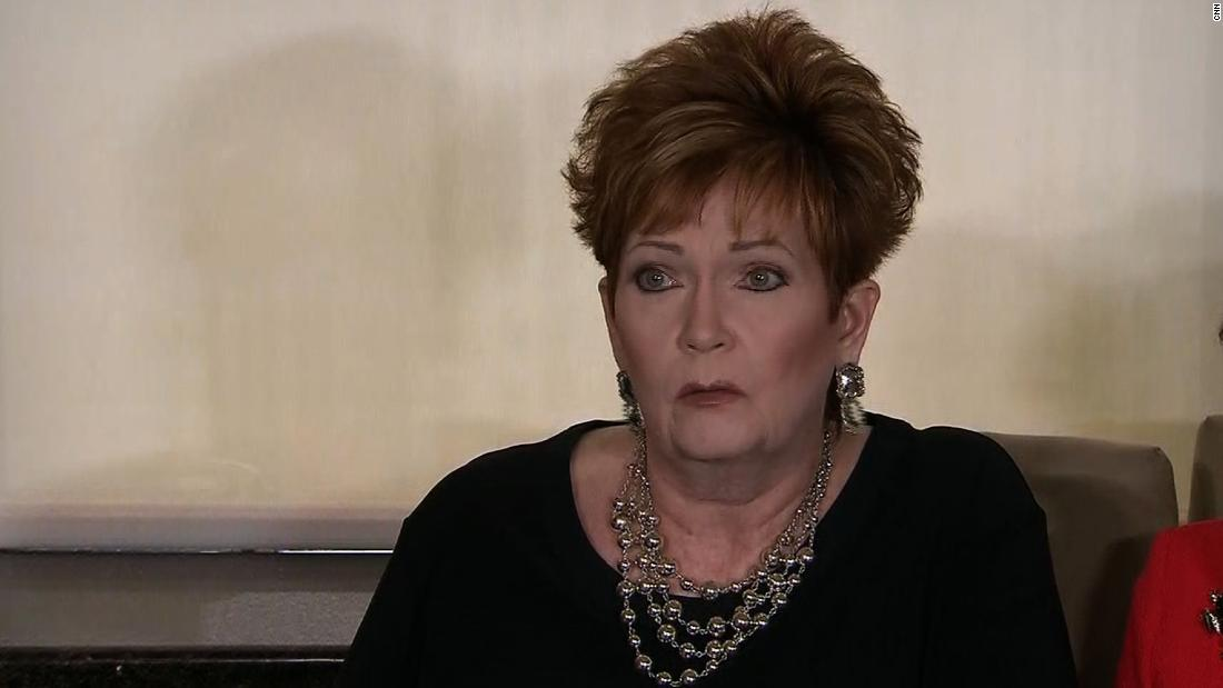 Photos Of Roy Moore >> Moore accuser: I thought he would rape me - CNN Video