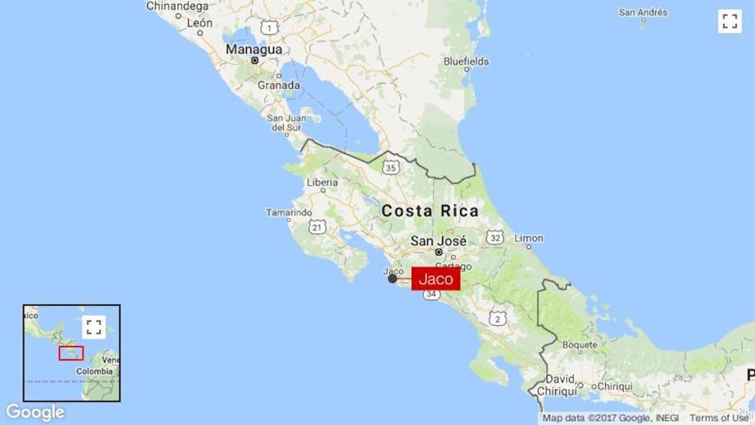 Costa rica hit by magnitude 65 earthquake cnn gumiabroncs Choice Image