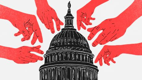 & # 39; Nothing felt right ...: More than 50 people describe sexual harassment on Capitol Hill