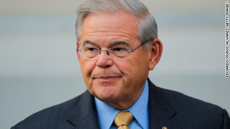 Justice Dept. won't retry Sen. Bob Menendez