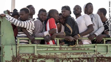 The abuse of migrants in Libya is a blot on the world's conscience
