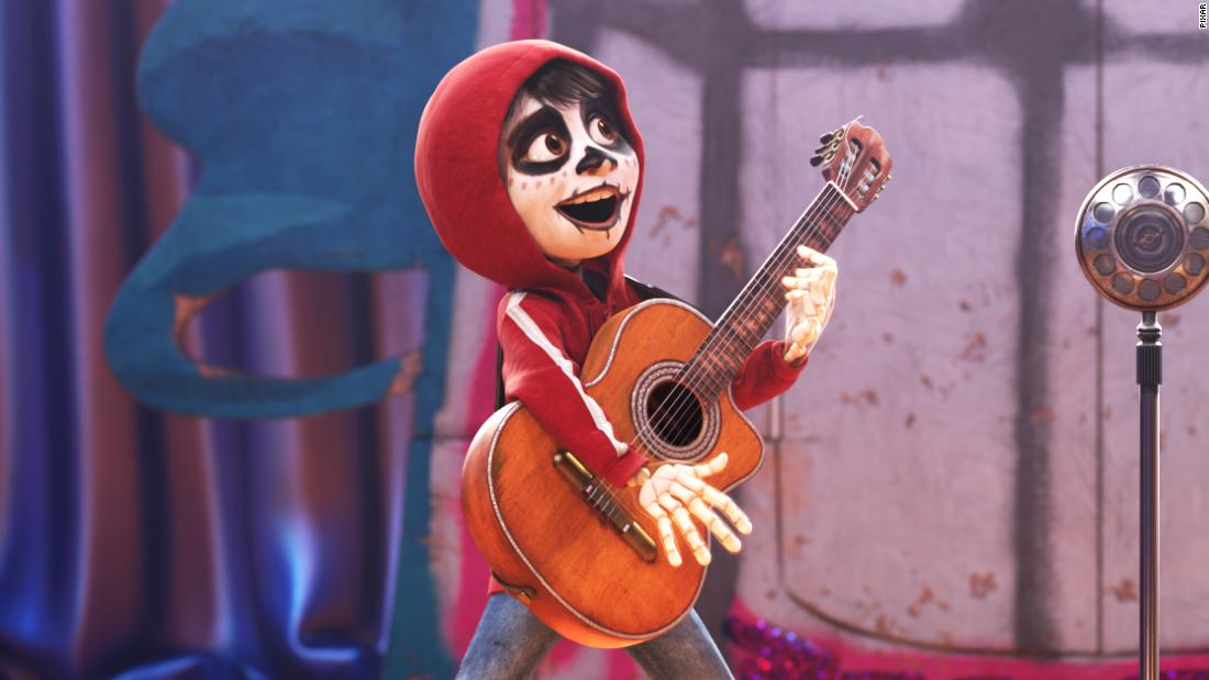 coco review pixar s latest hits the right notes cnn