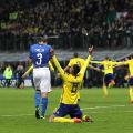 sweden italy celebration world cup qualification