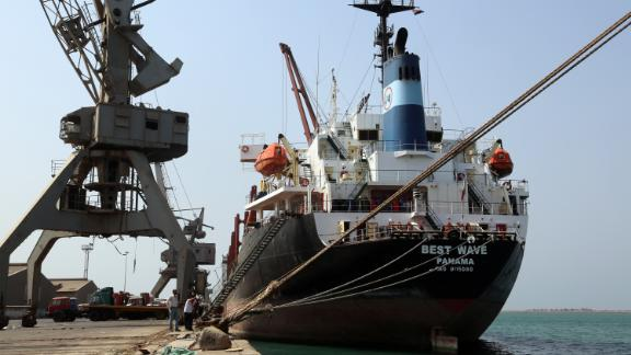 The Yemeni port city of  Hodeidah is a critical aid conduit to 7 million people without other help.
