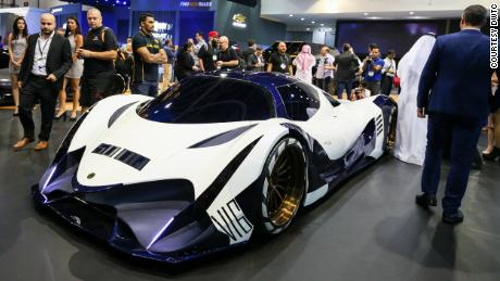 A New Look Concept Of The Devel Six Is Unveiled On First Day