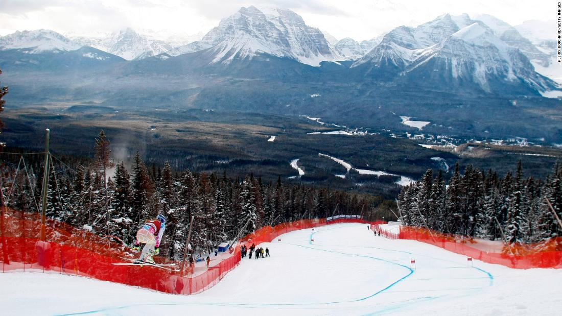 Lake Louise is not just the preserve of lycra-clad racers -- its 4,200 skiable acres feature 145 marked runs for all abilities in the stunning surroundings of Banff National Park.