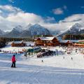 Lake Louise resort guide base area 2