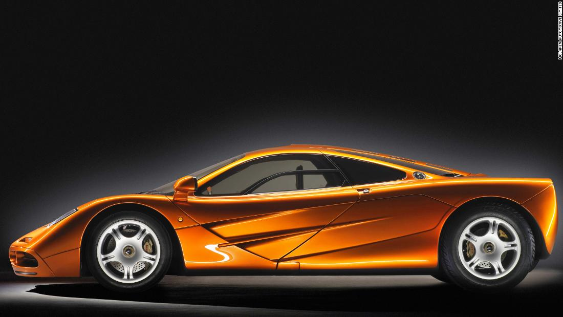 "The 1990s' defining supercar, the F1 screamed luxury, from its gold-lined engine bay to the ""look at me"" center aligned driver's seat. All these features were grounded in performance, however, and the F1 could hit 240.1mph with the rev limiter removed. In a game of incremental gains, the McLaren held the production car speed record for a whopping 8 years between 1998 and 2005."