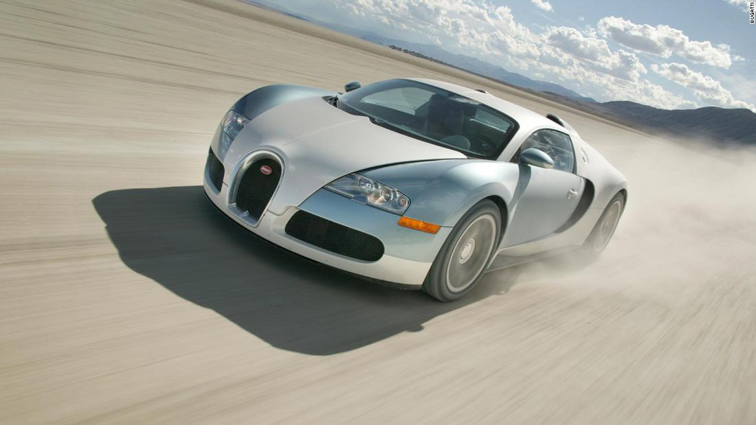 When The Veyron Landed In 2005 It Caused A Paradigm Shift Within The  Supercar Scene.