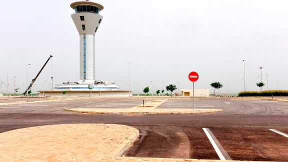 It is hoped that the airport will lead to wider development of the currently remote area including through new malls, hotels and business facilities.