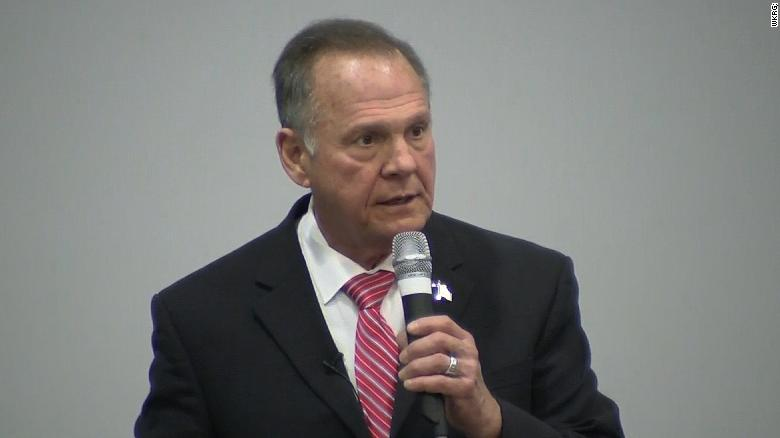 Moore: I'm being harassed by the media