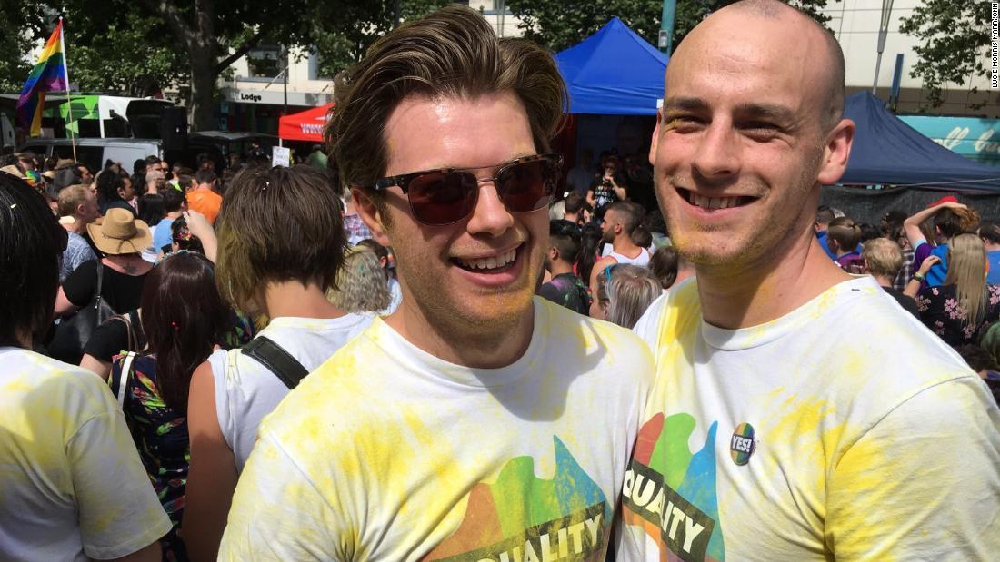 Australia votes 'yes' to same-sex marriage – Trending Stuff