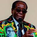 19 Robert Mugabe FILE