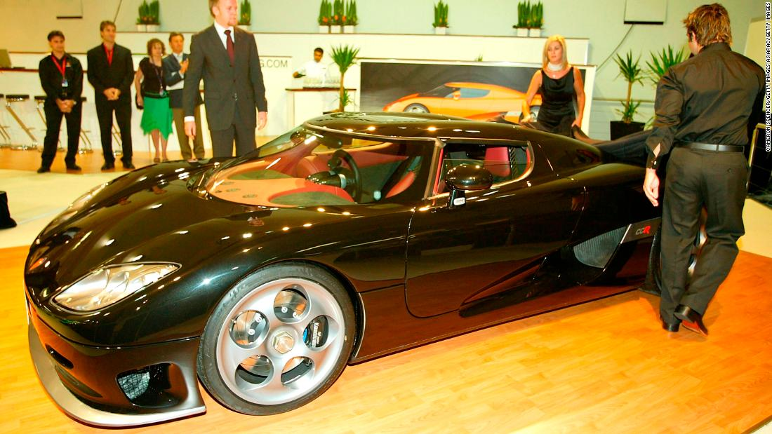Produced between 2004 and 2006, the Koenigsegg CCR briefly snatched the crown from the McLaren F1 when in February 2005 it clocked 388kmph (241.1mph) at the Nardo Ring, Italy. Embodying large technological leaps, its reign would be shortlived.<br />