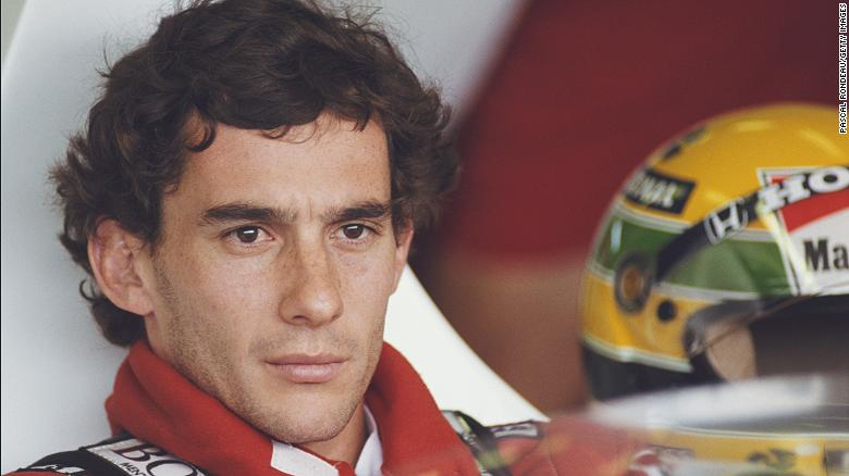 Image result for ayrton senna