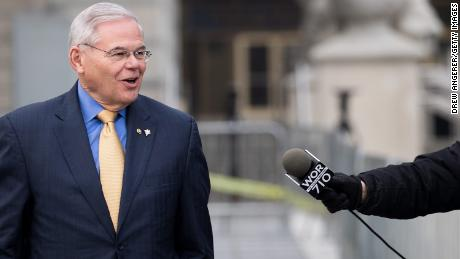 Menendez: Prong is on the way to a lily white & # 39; Department