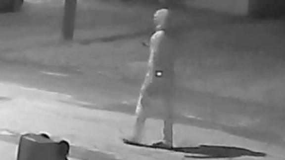 Tampa Police announced Wednesday that a man seen walking in two surveillance videos is a suspect in the four murders that have rocked Seminole Heights since October 9.