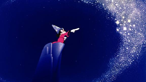 """""""Fantasia"""" brought classical music and animation for a breathtaking cinematic experience."""
