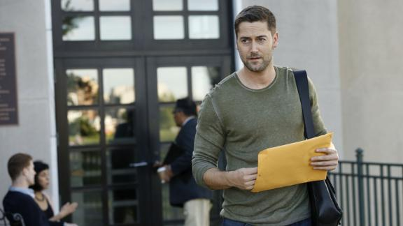 """Tom Keen (played by actor Ryan Eggold) died on the fall finale of the NBC drama """"The Blacklist"""" after he was stabbed. Despite fan theories to the contrary, the show's creator insisted that the character really did die."""