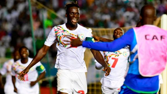 The Lions of Teranga joined them on the plane to Russia, topping Group D undefeated at the expense of Burkina Faso, Cape Verde and South Africa.