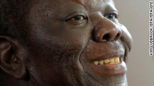 Tsvangirai's advice for new Zimbabwean President Mnangagwa