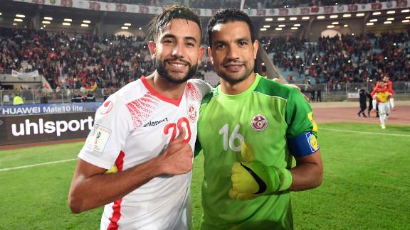 With a total of four World Cup group stage exits in their history, head coach Nabil Maâloul's men will hope to go at least one better at Russia 2018.