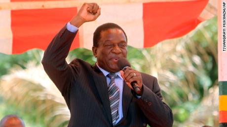 Emmerson Mnangagwa, a 'tyrant' who could be Zimbabwe's next president