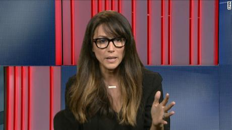 al franken accuser leeann tweeden senate committee outside investigation sot lead_00001726