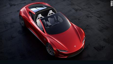cnnmoney tesla roadster 2