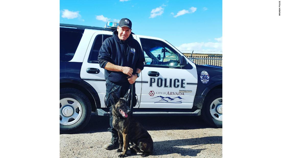 Cops ready to revive drug dogs from opioid ODs - CNN
