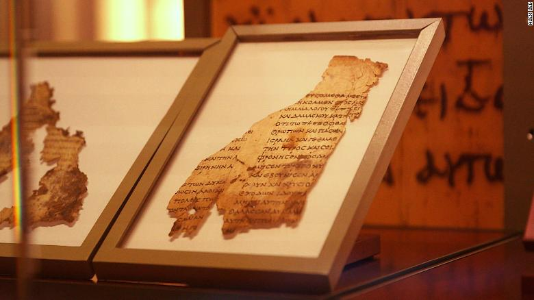 Inside DCs Museum Of The Bible
