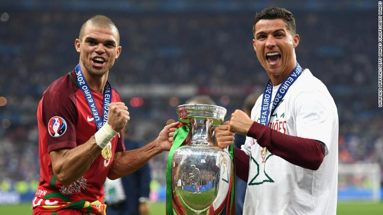 c2ec12c2f Champions League  Pepe calls on Real Madrid s Cristiano Ronaldo to ...