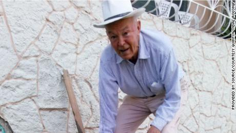 Quintín Vidal Rolón, 89, survived Hurricane Maria but not its aftermath.