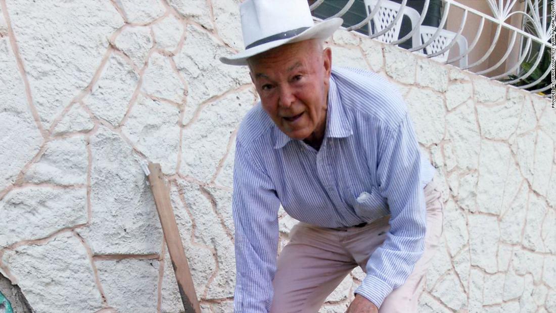 Quintín Vidal Rolón, 89, survived Hurricane Maria but not its aftermath.