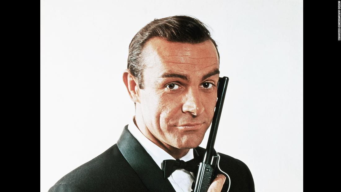 The new James Bond movie now has a title