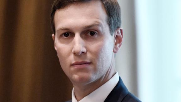 WASHINGTON, DC - SEPTEMBER 26: Jared Kushner (C), President Trump