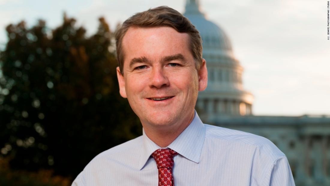Sen. Michael Bennet announces a 2020 presidential run - CNNPolitics