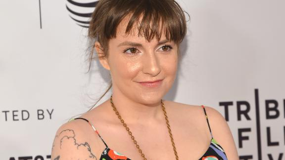 Actress Lena Dunham, 31, has penned an essay about her hysterectomy in Vogue.