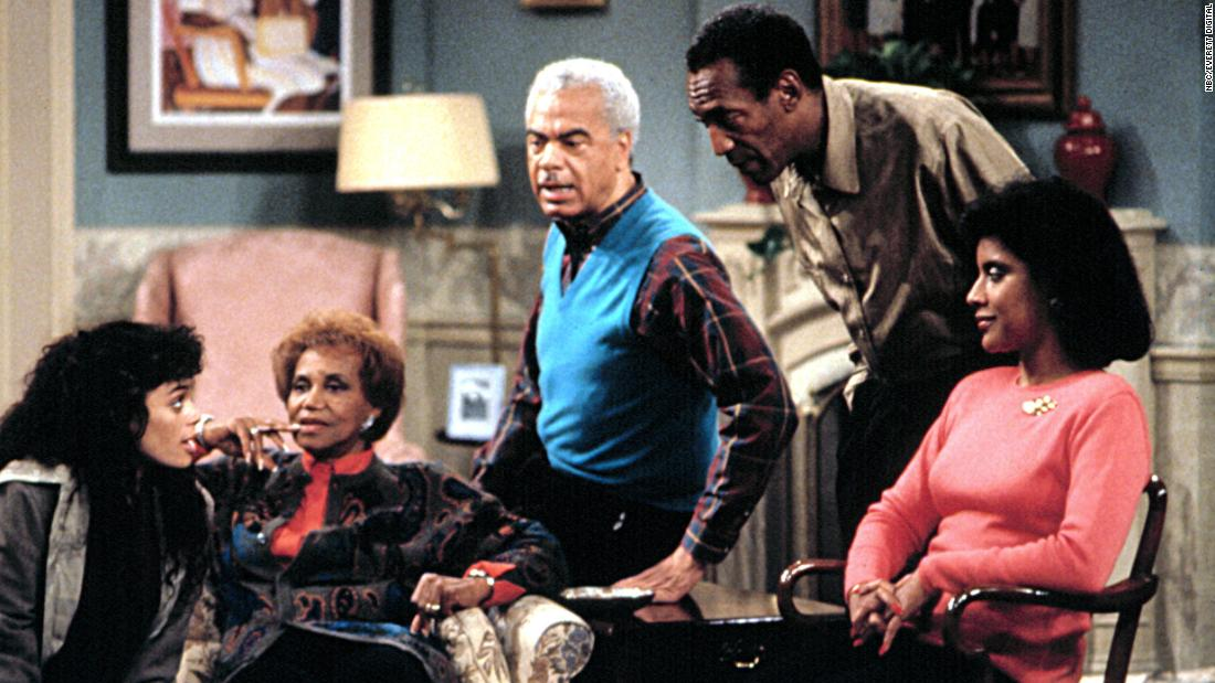 "<a href=""http://www.cnn.com/2017/11/20/entertainment/earle-hyman-dies/index.html"" target=""_blank"">Earle Hyman</a>, a longtime stage and TV actor who was best known for playing Bill Cosby's father on ""The Cosby Show,"" died Friday, November 17. Hyman was 91."