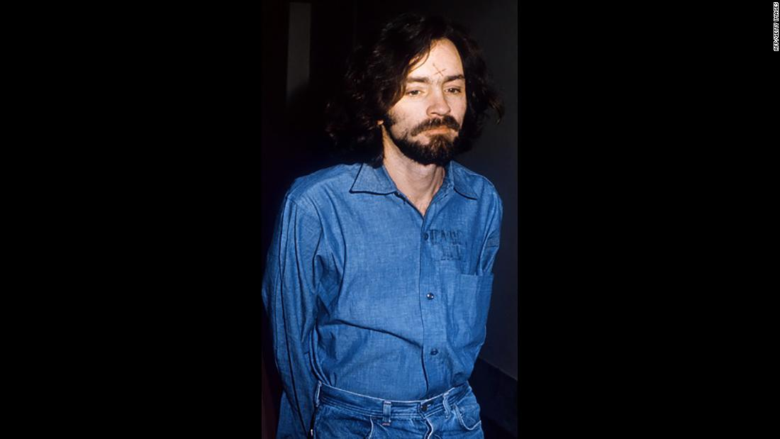 charles manson leader of murderous 60s cult dead at 83