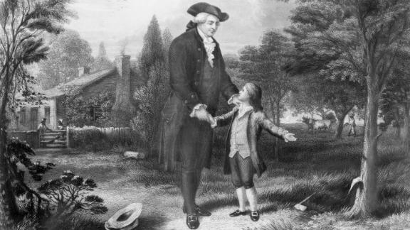 Americans have traditionally demanded honesty from a president. According to legend, George Washington was lauded for saying he could not tell a lie.