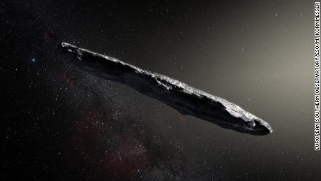 What exactly was the interstellar visitor? ?