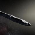 interstellar asteroid PHOTO ILLUSTRATION