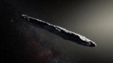 How 'Oumuamua, first interstellar visitor to our solar system, may have formed