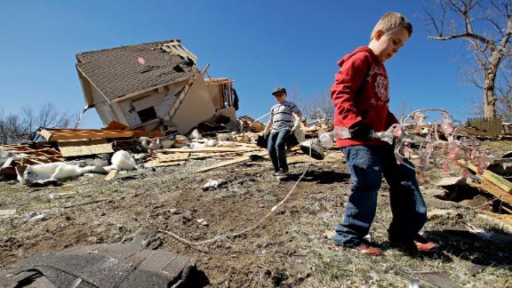 An extensive tornado outbreak and powerful straight-line winds affected many from Kansas to New York in March of 2017. Nearly one million people lost power in Michigan. Overall there were between $2.1 and $2.2 billion in damage estimated across these states.