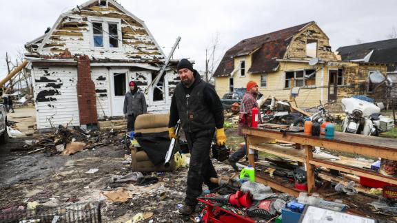 In March, the second largest tornado outbreak of 2017 spawned 70 tornadoes from the Central US to the Southeast. Six people lost their lives and damages estimated to be nearly $1.8 billion.