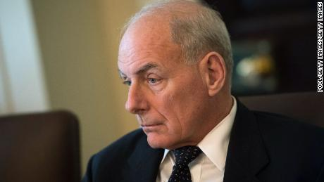 John Kelly leading White House's immigration effort in congressional negotiations