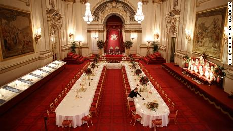 Buckingham Palace - Ballroom