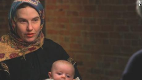 Mom recounts raising kids in Taliban captivity