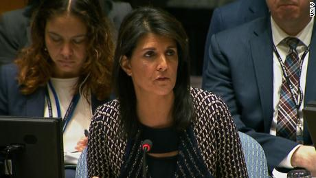 US stands alone, defiant at UN Security Council over Jerusalem